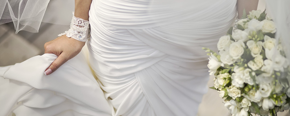 Wedding Gowns | Great Falls Dry Cleaning, Alterations And Entry Mat Service
